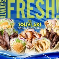 The Souvlaki Grill & Chill Nightcliff