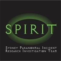 SPIRIT - Sydney Paranormal Incident Research Investigation Team