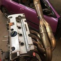 Crx Garage