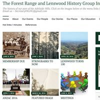 Forest Range & Lenswood Local History