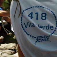 Agrupamento 418 Vila Verde