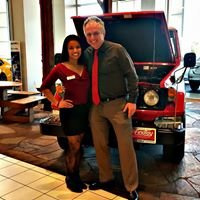 Michele Moneck at Findlay Toyota