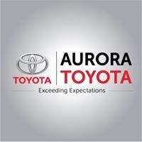 Aurora Toyota