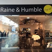 Raine & Humble POP UP store - Highpoint S/C