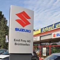 Suzuki Neuwagen Center, Brüttisellen