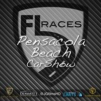 Pensacola Beach Carshow