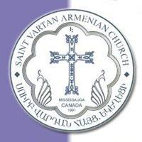 St. Vartan Armenian Church of Mississauga, Canada