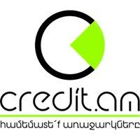 Credit AM Առաջին Վարկային Գործակալությունը Հայաստանում