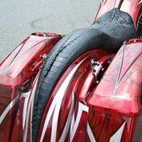 Highrollers Motorcycle Seats
