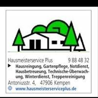 Hausmeisterservice Plus