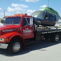 A. R. Towing INC