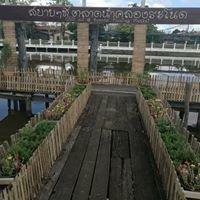 ตลาดน้ำคลองระโนด Ranode Floating Market.
