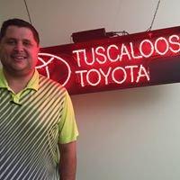 Trey Chesser at Tuscaloosa Toyota