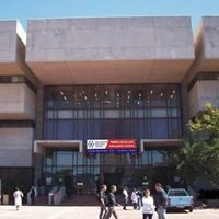 Nmmu South Campus Architecture Building