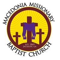 Macedonia Missionary Baptist Church