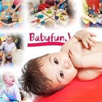 Babyfun - kurzy pre deti od 3 mesiacov do 3 rokov