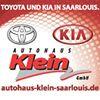 Autohaus Klein Toyota und KIA für das Saarland.