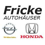 Autozentrum Fricke Opel und Honda Vertragshändler in Salzkotten