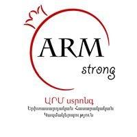 ARM strong NGO / ԱՐՄ ստրոնգ ՀԿ
