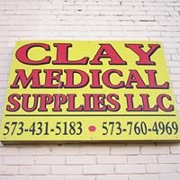 Clay Medical Supplies LLC