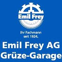 Emil Frey AG, Grüze-Garage Winterthur
