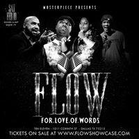 FLOW - forloveofwords