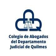 Colegio de Abogados de Quilmes (Sitio Oficial)