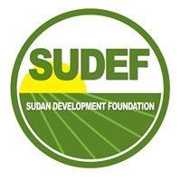 Sudan Development Foundation  SUDEF