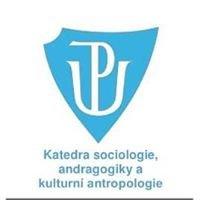 Katedra sociologie, andragogiky a kulturní antropologie UP