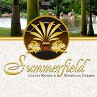 Summerfield Luxury Resort & Botanical Garden