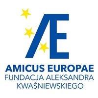 """Fundacja Aleksandra Kwaśniewskiego """"Amicus Europae"""""""