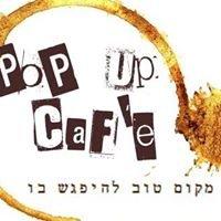 Pop up caf'e