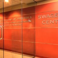 Swagelok Center for Surface Analysis of Materials