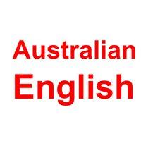 Australia English