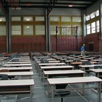 Gymnase de Burier