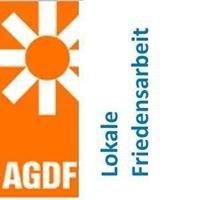 Fachbereich 1 - Lokale und regionale  Friedensarbeit-  der AGDF