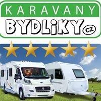 Karavany Bydliky.cz - prodej, půjčovna, servis karavanů