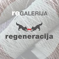 REGALERIJA by Regeneracija