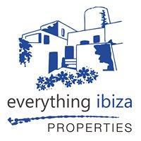 everything ibiza Properties