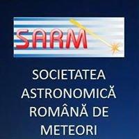 Societatea Astronomică Română de Meteori - SARM