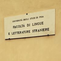 Facoltà di Lingue e Letterature Straniere