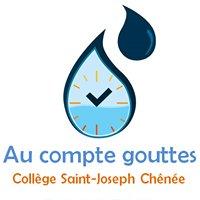 Au compte gouttes - Mini Entreprise St Jo Chênée