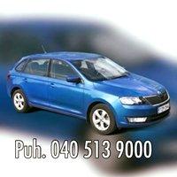 PolarRent Autovuokraamo, Car Rental