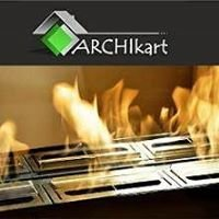 Biokominki Archikart