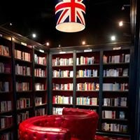 The English Bookshop at Cook & Book