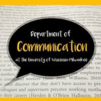 UWM Department of Communication