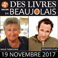 Salon Des Livres en Beaujolais
