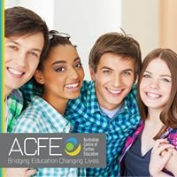 ACFE - Australian Centre of Further Education