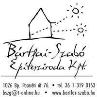 Bártfai-Szabó Építésziroda Kft.