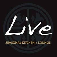 Live Seasonal Kitchen + Lounge